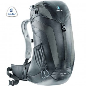 Deuter AC Lite 26 Black-Granite | 10kya.com Deuter Online Store India