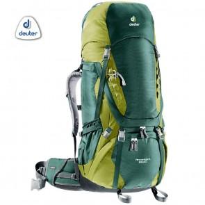 Deuter AIRCONTACT 65 + 10 Litre Forest-Moss | 10kya.com Deuter Online Store India
