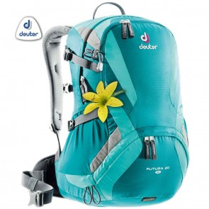 Deuter Women's Hiking Bag Futura SL 20 Ltr Petrol-Mint | 10kya.com Deuter Online Store India
