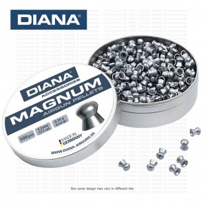 Diana Magnum Diabolo | 0.177 4.5mm | 500 Pellets | 10kya Airgun India Store