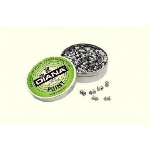 Diana Point 500 Pellets 0.177Cal /4.5mm 8.064gr