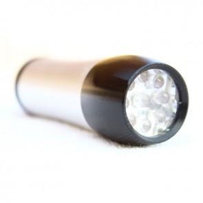 Dorr Torpedo LED Torch-Black [ HSN 9405