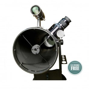 Star Tracker Dobsonian Telescopes | Night Watch 10 inch  | Astronomical Telescope [50x to 600x] [ HSN 90058010