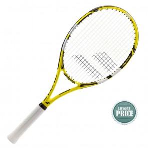 Buy Babolat Evoke 102 Yellow Tennis Racquet | 10kya.com Babolat Store Online