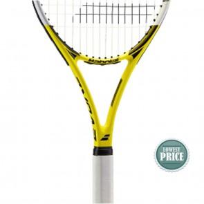 Babolat EVOKE 102 Racquet | Pre Strung | Yellow [ HSN 95