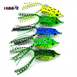 Fishing Lure - Soft Frogs Floating Top Water | 10kya.com Fishing Goods Store Online India