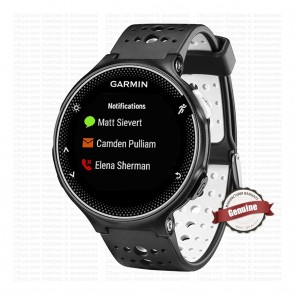 Garmin Forerunner 230 - Black & White