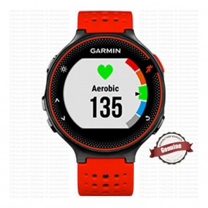 Buy Garmin Forerunner 235 - Red & Black | 10kya.com Garmin Watches Online Store