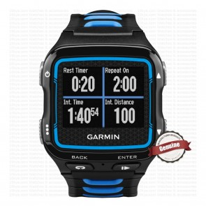Buy Garmin Forerunner 920XT Fitness Watch with Heart Rate Monitor - Black & Blue | 10kya.com Garmin Watches Online Store