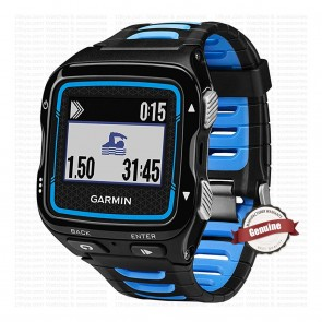 Garmin Forerunner 920XT Fitness Watch with Heart Rate Monitor - Black & Blue