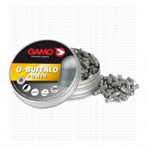 buy Gamo Buffalo Pellets (0.177) Cal - 15.43 Grains | Round Head on 10kya.com