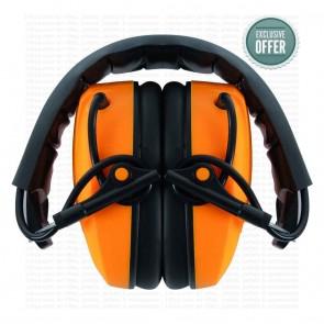 Gamo Electronic Ear Protector 27Db | Shooting Ear Mufflers | Air Rifle Accessories