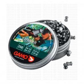 buy Gamo Expander (0.177) Cal-7.87 Grains-250 pellets | Hollowpoint Head on 10kya.com