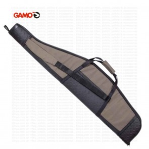 Gamo Gun Cover 125cm With Foam Semi Hard | Khaki Brown 6213145  | Airgun Cases and Bags [ HSN 4202290