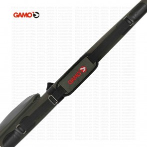 Gamo Gun Cover 125cm Semi Hard for Scoped Rifles | Olive Green 6212378 | Airgun Cases and Bags [ HSN 4202290