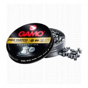 buy Gamo Pro-Match 0.177 Cal-7.56 Grains-500 Pellets | Wadcutter Head on 10kya.com