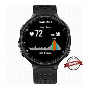 Buy Garmin Forerunner 235 - Black & Gray | 10kya.com Garmin Watches Online Store