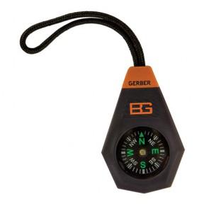 Gerber Bear Grylls Compact Compass - Survival [ HSN 95