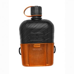 Gerber Canteen Water Bottle With Cooking Cup - Survival