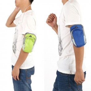 Arm Band Bag for iPhone & Android Phones | Black Arm/Wrist Bag for Mobile [HSN 4202