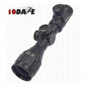 10Dare 2-6x32 AOE Scope with Cross Hair Monocular | With Holographic Red-Green Dot Sight Scope | Airgun Sights & Scopes [ HSN 90058010