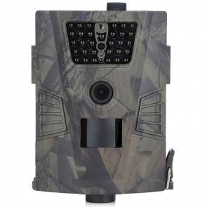 Infrared HD Night Vision Photo/Video Camera | 60 Degree Detection | IP54 Waterproof | Continuous Mode | Time-Lapse Shots | HT-001
