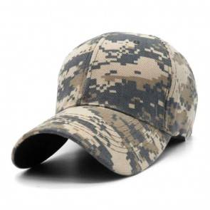 10Dare Jungle Camo Cap Baseball/Dad Cap | Outdoor Protection Sun, Cold and Bugs | 10kya.com