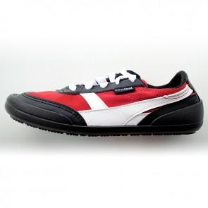 NewFeel KIDS MANY RED BLACK | FOOTWEAR UK - 10 [ HSN 64