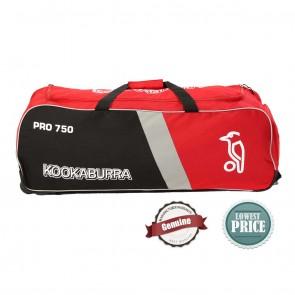 Buy Kookaburra Pro 750 Wheelie Cricket Kit Bags | 10kya.com Kookaburra Cricket Online Store