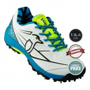 Buy Kookaburra Pro Players Spikes Cricket Shoes - UK 8 | 10kya.com Kookaburra Cricket Online Store