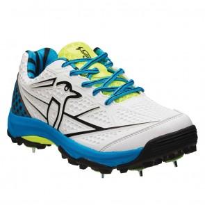 Kookaburra Pro Players Spikes Cricket Shoes - UK 8 [ HSN 64