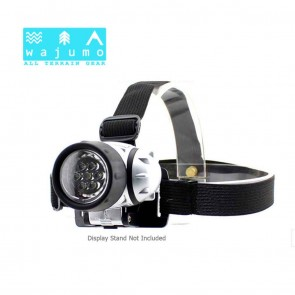 WaJuMo-ATG Headlamp | 7 LED Twin Mode | 10kya.com Wajumo Outdoor Gear Store