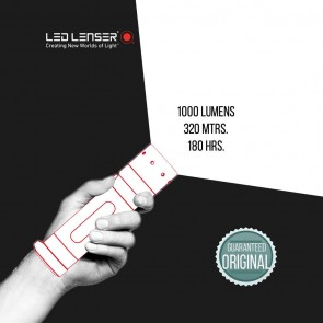 LED Lenser© T16 1000 Lumens LED Torch | Flash Lights & Torches [ HSN 9405