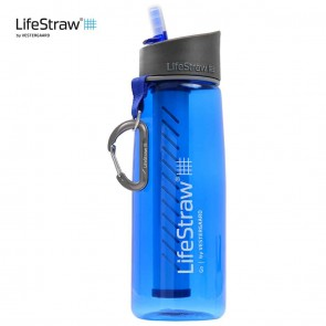 Lifestraw Go Water Filter Bottle LSGOV2CR38 | 10kya.com Outdoor Adventure Store India