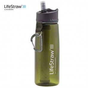 Lifestraw Go Water Filter Bottle LSGOV2CR52 | 10kya.com Outdoor Adventure Store India