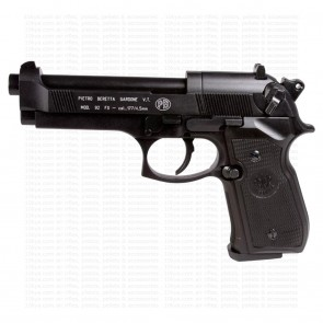 Beretta M 92 FS | 12G CO2 | Air Pistol | Black [ HSN 93040000