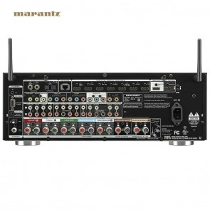 Marantz SR 5012 7.2 Channel Full 4K Ultra HD Network AV Surround Receiver with HEOS | AVR Bluetooth, WiFi, Airplay  [HSN 85184000