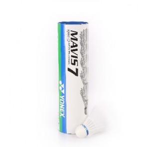 Yonex Shuttle Mavis 7(6 in 1)-White