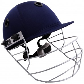 buy Mayor Navy Blue Hawk Cricket Helmet-MCH1000 best price 10kya.com