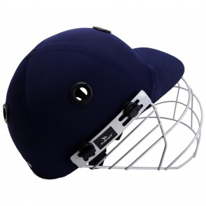 Mayor Navy Blue Hawk Cricket Helmet-MCH1000