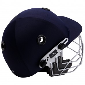 Mayor Navy Blue Falcon Cricket Helmet-MCH3000