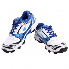 buy Mayor Royal Blue-White Kent Cricket Shoes-MCS6002 best price 10kya.com