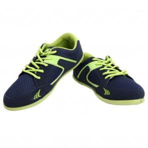 buy Mayor Navy-Lime Green Amaze Running Shoe-MCS8001 best price 10kya.com