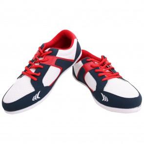buy Mayor Navy-White-Red Amaze Running Shoes-MCS8002 best price 10kya.com