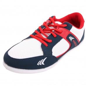 Mayor Navy-White-Red Amaze Running Shoes-MCS8002