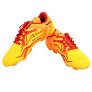 buy Mayor Yellow-Red Fiero Football Studs-MFS3001 best price 10kya.com