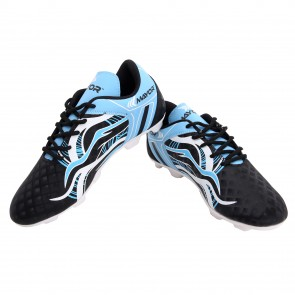 buy Mayor Black-Sky Blue Fiero Football Studs-MFS3002 best price 10kya.com