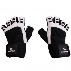buy Mayor Congo Black-White Gym Gloves-MGG100 best price 10kya.com