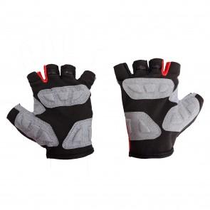 Mayor Amazonia Red-Black Gym Gloves-MGG200