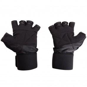 Mayor Colombia Black Gym Gloves-MGG300